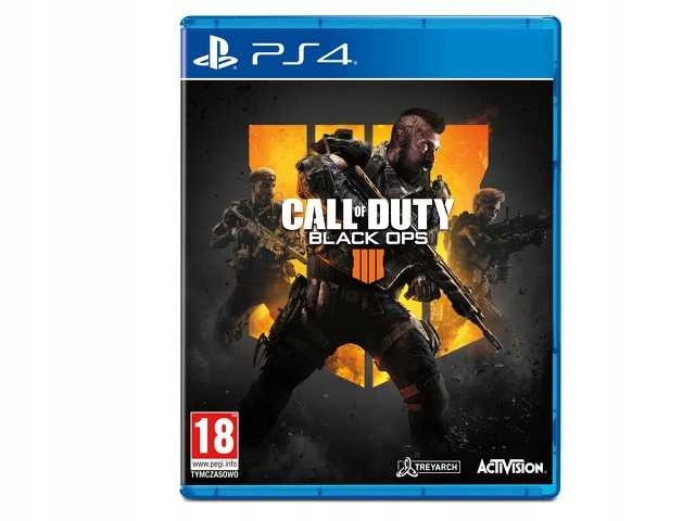 Call Of Duty: Black Ops IV PS4